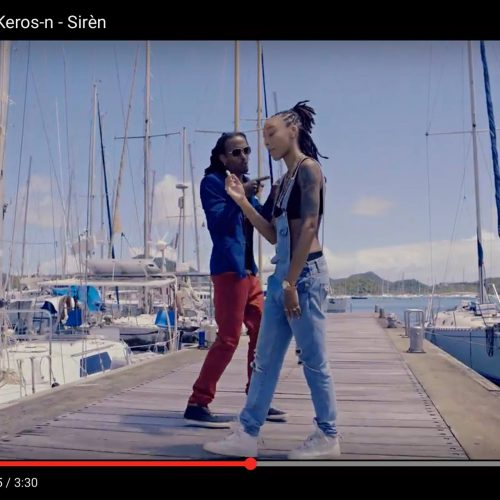 Lycinaïs Jean Featuring. Keros-n – Sirèn JUTSU MEDIA GROUP