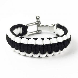 Bracelet BOSS B&W Blanc/Noir