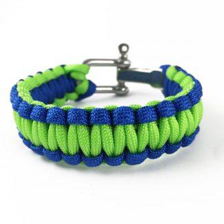 Bracelet BOSS Blue & Green