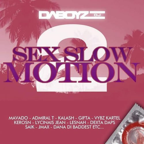 L'hiver approche à grands pas et tu ne sais toujours pas comment te réchauffer ? DJ DABOYZ  nous présente  – Sex Slow Motion 2 un mix reggae dancehall !