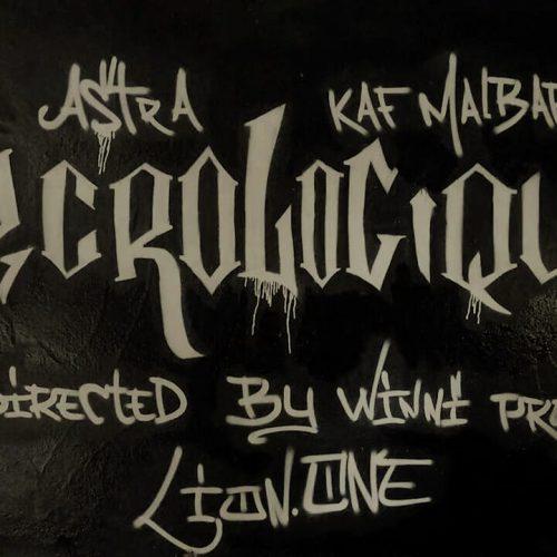 Découvre le clip de ASTRA «Nécrologique» Featuring KAF MALBAR – Novembre 2016