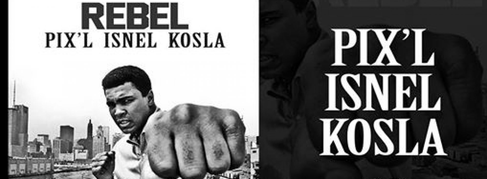 """Écoute le titre de PIX-L , ISNEL et KOSLA """"RebeL"""" Kermaron (audio) sur une prod de DJ DAN – Novembre 2016"""