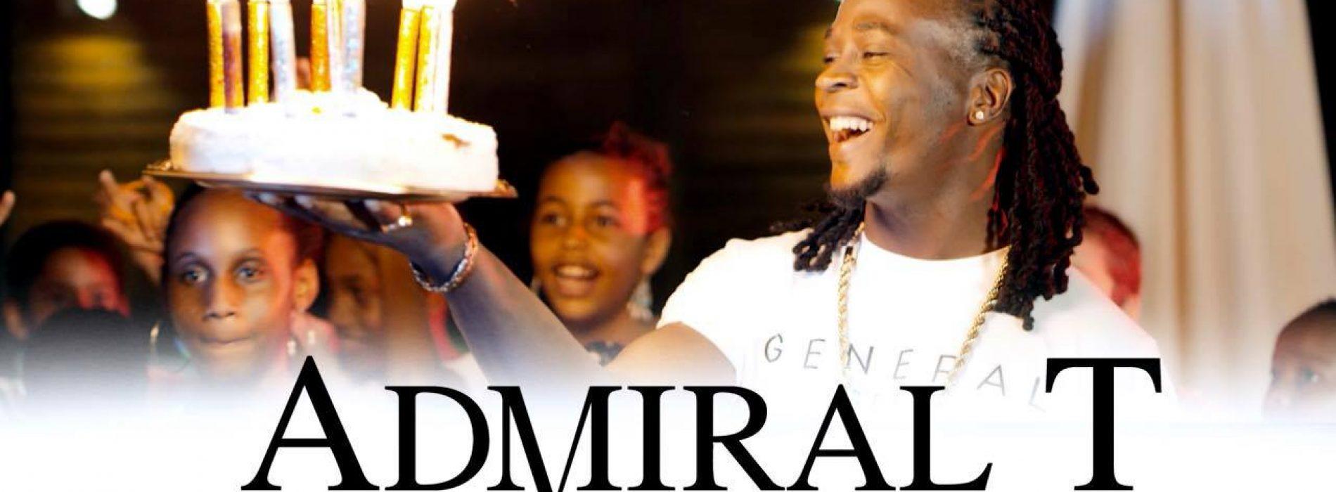 Admiral T – Son nouveau clip avec son fils D.CAMP «Happy Birthday»