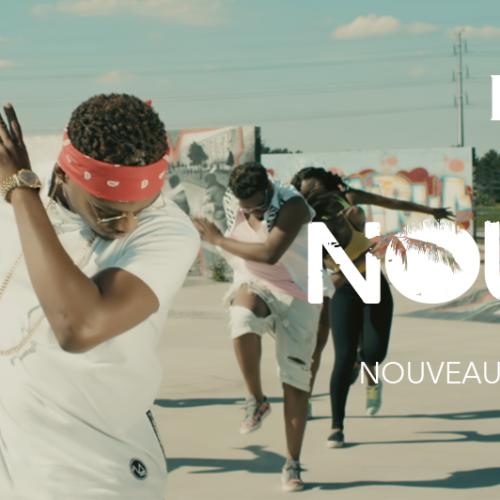 Ecoute le nouveau son de KRYS «Nou Alé»