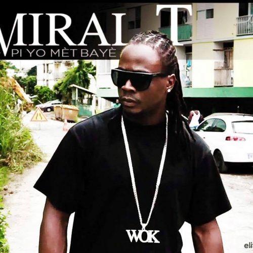 ADMIRAL T nous dévoile le clip du titre «Pi Yo mèt Bayè» sortie sur l'album  Admiral instict en 2010 .