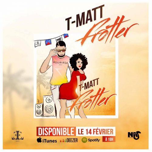 Écoute le titre de T Matt – Frotter – Audio Officiel Février 2017