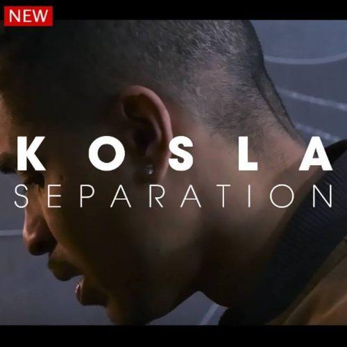 Découvre le clip de KOSLA «Séparation» / Écoute le titre de KOSLA  – «Tout kalité model» (audio) prod by MikaeL Riddim – Mars 2017