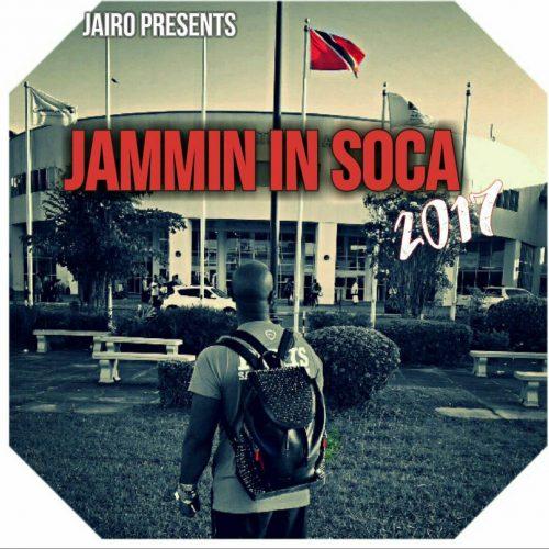 DJ JAIRO nous présente un mix 100% Soca 2017 ! Jammin in Soca, 100% Trinidad, 100% Soca, 100% Carnaval. – Avril 2017