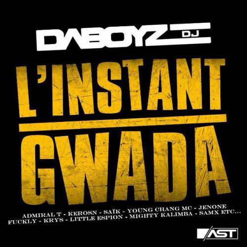 Deedjé Daboyz nous dévoile une mixtape réunissant les tubes dancehall guadeloupéens des année 2000 …Avril 2017