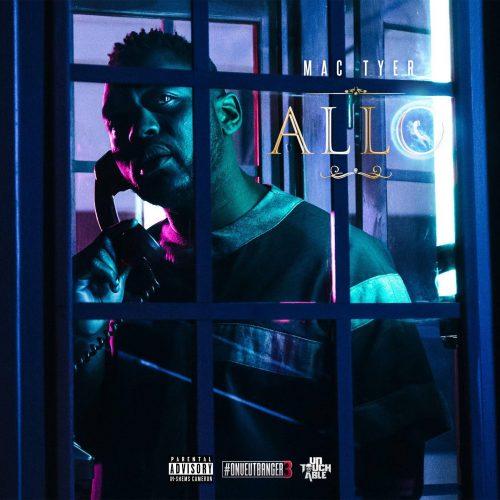 """MAC TYER nous dévoile son clip -""""Allo""""-Avril 2017"""