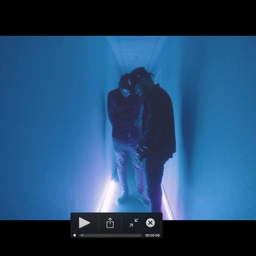 Découvre le clip de WHITY et TOFFI  – «NEON» – Avril 2017