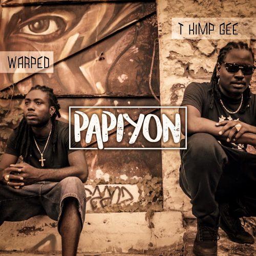 Découvre le clip de WARPED et T KIMP GEE  – «Papiyon» – Avril 2017