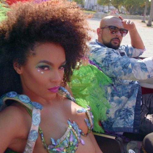 SEAN PAUL nous balance son dernier single avec MIGOS -« Body »- Avril 2017