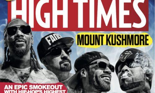 Le retour de SNOOP DOGG avec REDMAN, METHOD MAN et B-REAL – «Mount Kushmore»- Avril 2017