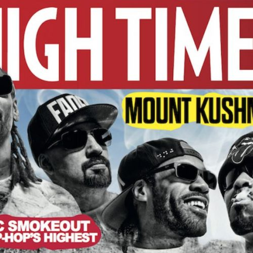Le retour de SNOOP DOGG avec REDMAN, METHOD MAN et B-REAL – « Mount Kushmore »- Avril 2017