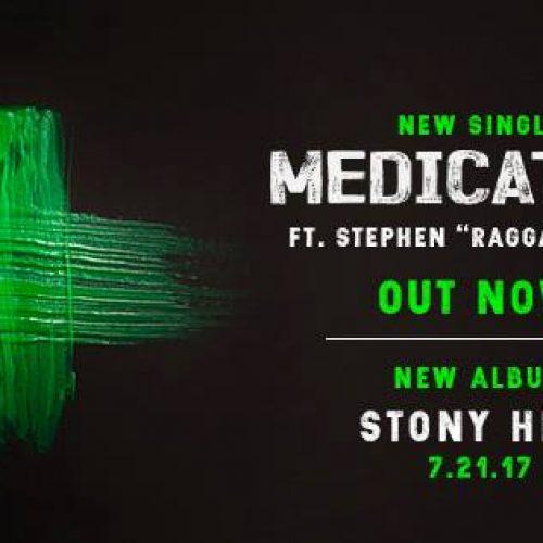 Écoute le titre de DAMIAN MARLEY & STEPHEN MARLEY – «Medication» – Mai 2017