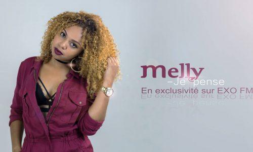 Découvre le clip de MELLY – «Je pense» – Mai 2017 Zouk