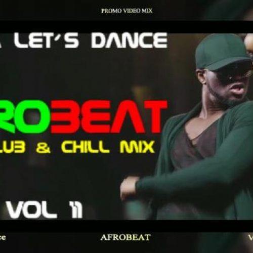 Voici une sélection de 4 mix-tapes AFROBEAT -Dj Kanji Mix et Naija .- Mai 2017