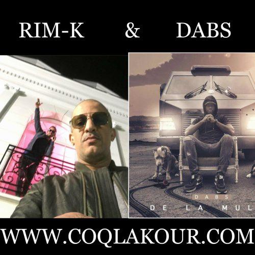 Découvre le clip de DABS –» De la mulla » et celui de RIM-K avec le titre – «Contrefaçon» – Mai 2017