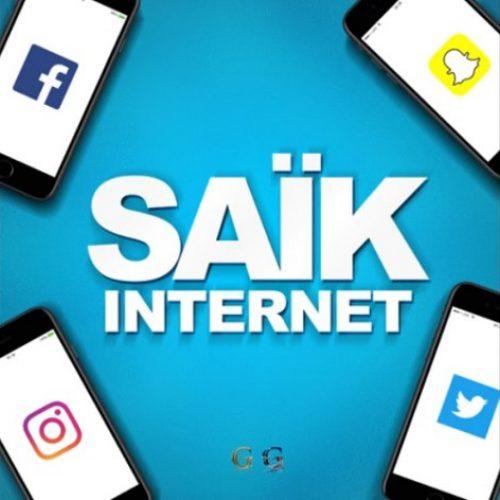 Écoute le titre de SAIK – «Internet» – Juin 2017