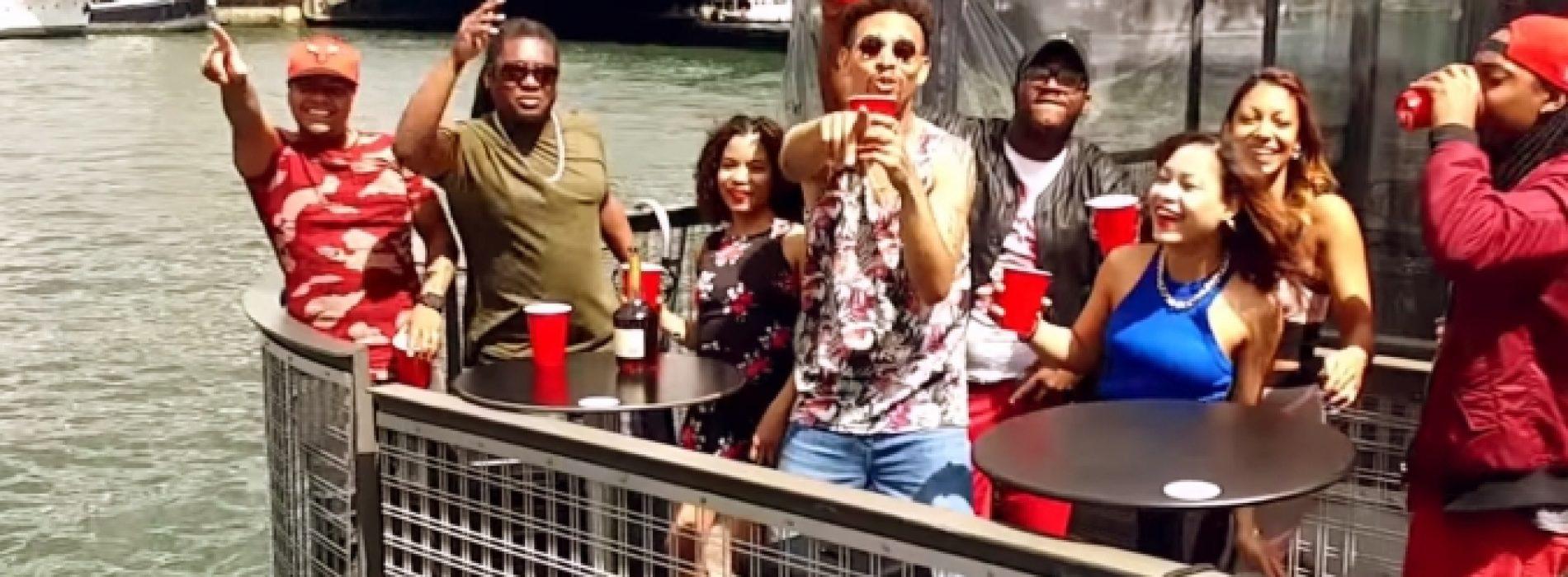 """Découvre le clip des artistes Mauriciens Marygeann et Blakkayo Feat Dj Steri – """"AvanC""""- Juillet 2017"""
