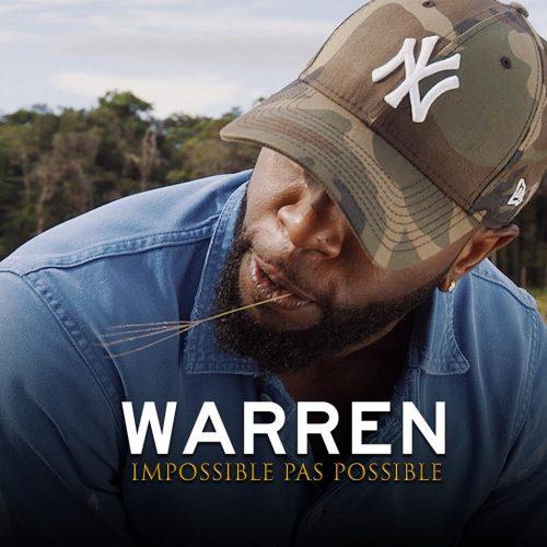 ZOUK – WARREN dévoile son clip – «Impossible pas possible» – Juillet 2017