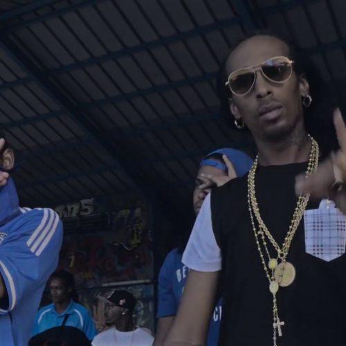 KÉROS-N nous dévoile 3 clips «Rèfè Surface» et «Mitan Lanmè et «Toute la nuit» feat. Barack Adama – Juillet 2017