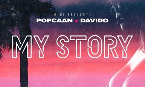 POPCAAN en feat avec DAVIDO – My story – Aôut 2017