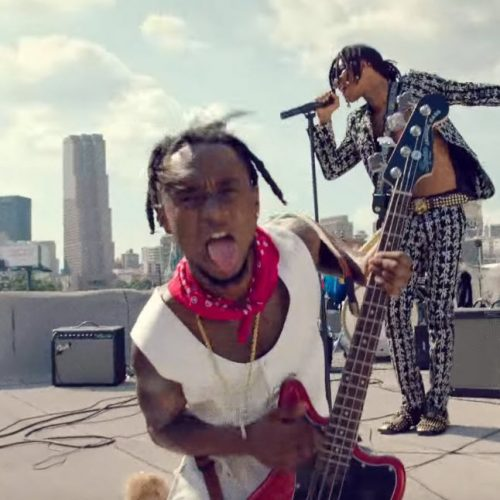 Découvre les tubes U.S de cette été, avec BLACKBEAR – do re mi ft. GUCCI MANE / DUA LIPA – New Rules / SELENA GOMEZ – Fetish ft. Gucci Mane / NE-YO – Another Love Song  – Aôut 2017