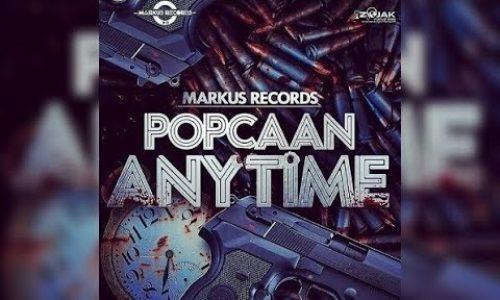 Découvre le titre de POPCAAN – Anytime (Markus Records) –  September 2017