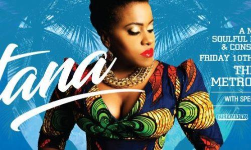 ETANA nous présente son clip – «My Man» – Septembre 2017