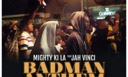Écoute 2 titres du jamaïcain JAH VINCI – «BadMan Anthem» ( Avec MIGHTY KI LA ) et  «We Can Testify» –  et découvre le Best Of Mixtape By DJLass Angel Vibes Septembre 2017