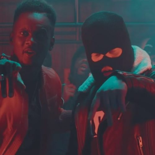 BLACK M ft. KALASH CRIMINEL – « Dress Code »- Octobre 2017