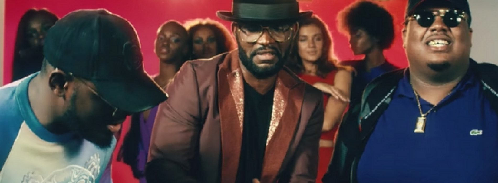 fally ipupa mannequin feat keblack & naza clip officiel
