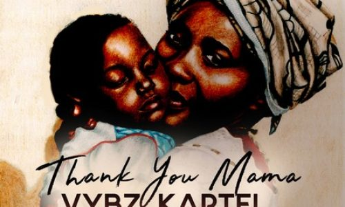 Qui peut stopper VYBZ KARTEL ? How / Thank You Mama / Hold On  (Official Audio) – Novembre 2017