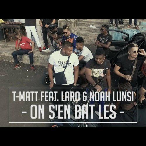 """TMATT, de retour avec un nouvel album . Regarde le clip – """"On s'en bat les"""" avec LARO & NOAH LUNSI – Décembre 2017"""