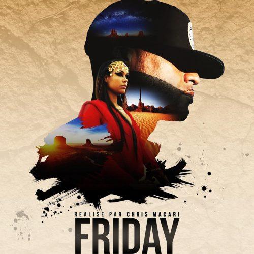BOOBA  – Friday (Clip Officiel) – Décembre 2017