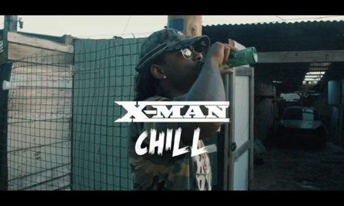 X-MAN – Chill – Décembre 2017