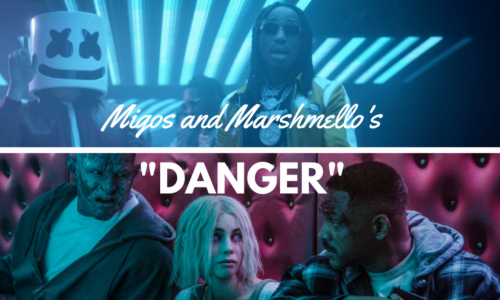 MIGOS & MARSHMELLO – Danger (from Bright: The Album) – Décembre 2017
