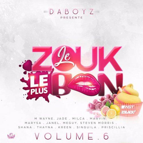 DJ DABOYZ présente un Mix 1h30 Spécial ZOUK – Janvier 2018