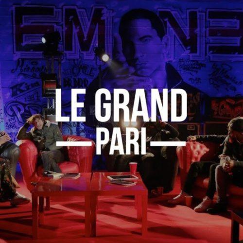La nouvelle émission rap #1 (Lino, Dosseh, Kalash Criminel, Cali…) :LE GRAND PARI – Janvier 2018