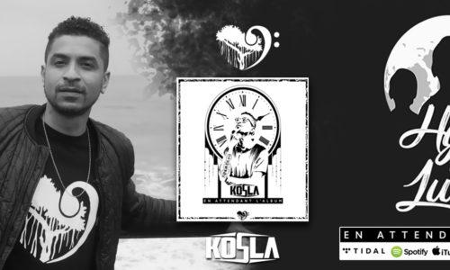 KOSLA – EP – Hijo de la luna en acoustique [Kermaron Tv] – Mars 2018