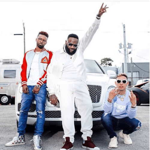 KONSHENS & RICK ROSS & RUSSIAN – Big Belly (Official Video) – Avril 2018