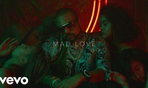 SEAN PAUL, DAVID GUETTA – Mad Love ft. Becky G – Mars 2018