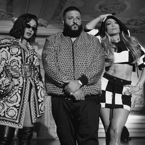 JENNIFER LOPEZ  ft. DJ Khaled, Cardi B  – Dinero – Mai 2018