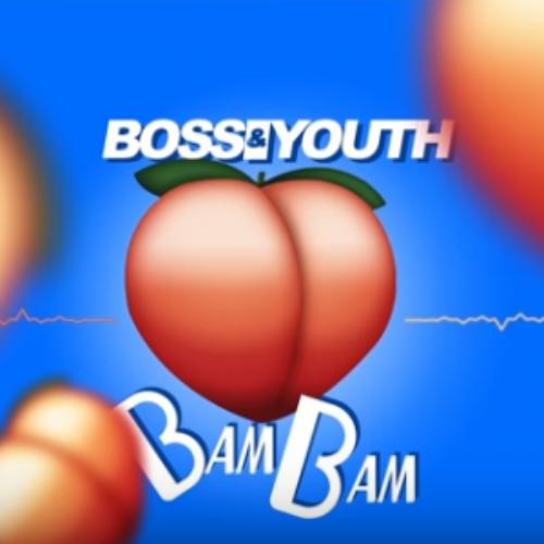 Boss&Youth ( 974 ) – Bam Bam – Juin 2018 (Cover)