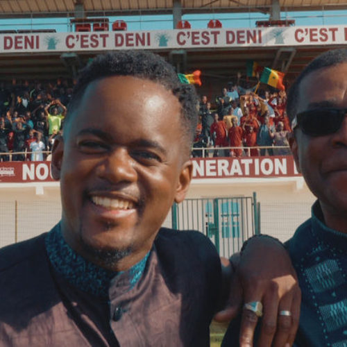 """Découvre le nouveau clip de Black M """"Gainde (Les Lions)"""" feat. Youssou NDour / Hymne officiel de l'équipe du Sénégal pour la Coupe du Monde 2018"""