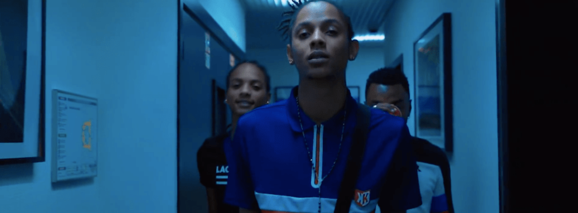 TIITOF – Palace ft. Hood Boozy (Clip Officiel) – Juin 2018