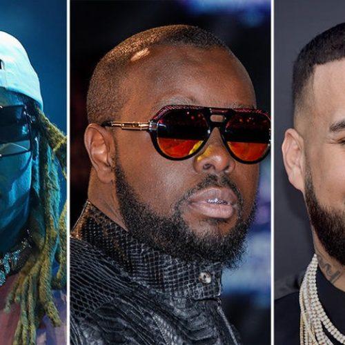 Maître GIMS – Corazon ft. Lil Wayne & French Montana (Clip Officiel) – Juin 2018