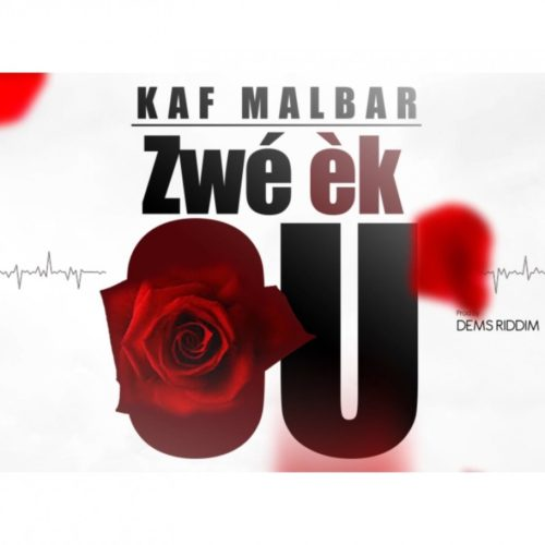 KAF MALBAR- Zwé èk Ou – Juin 2018 (Cover)